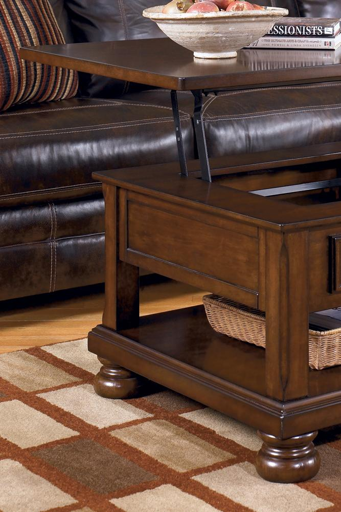 Porter Sofa Table Media Console Signature Design By Ashley Furniture  ... Design by Ashley - J & J Furniture - Signature Design by Ashley Porter