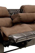 presley espresso 31500 by signature design by ashley ahfa rh catalog findyourfurniture com presley cocoa reclining sofa ashley presley reclining sofa