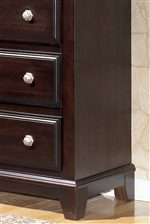 Profiled Drawer Fronts