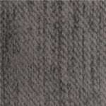 Plush Chenille Upholstery in a Textured Gray Creates a Soothing Aura for Homey Living Spaces