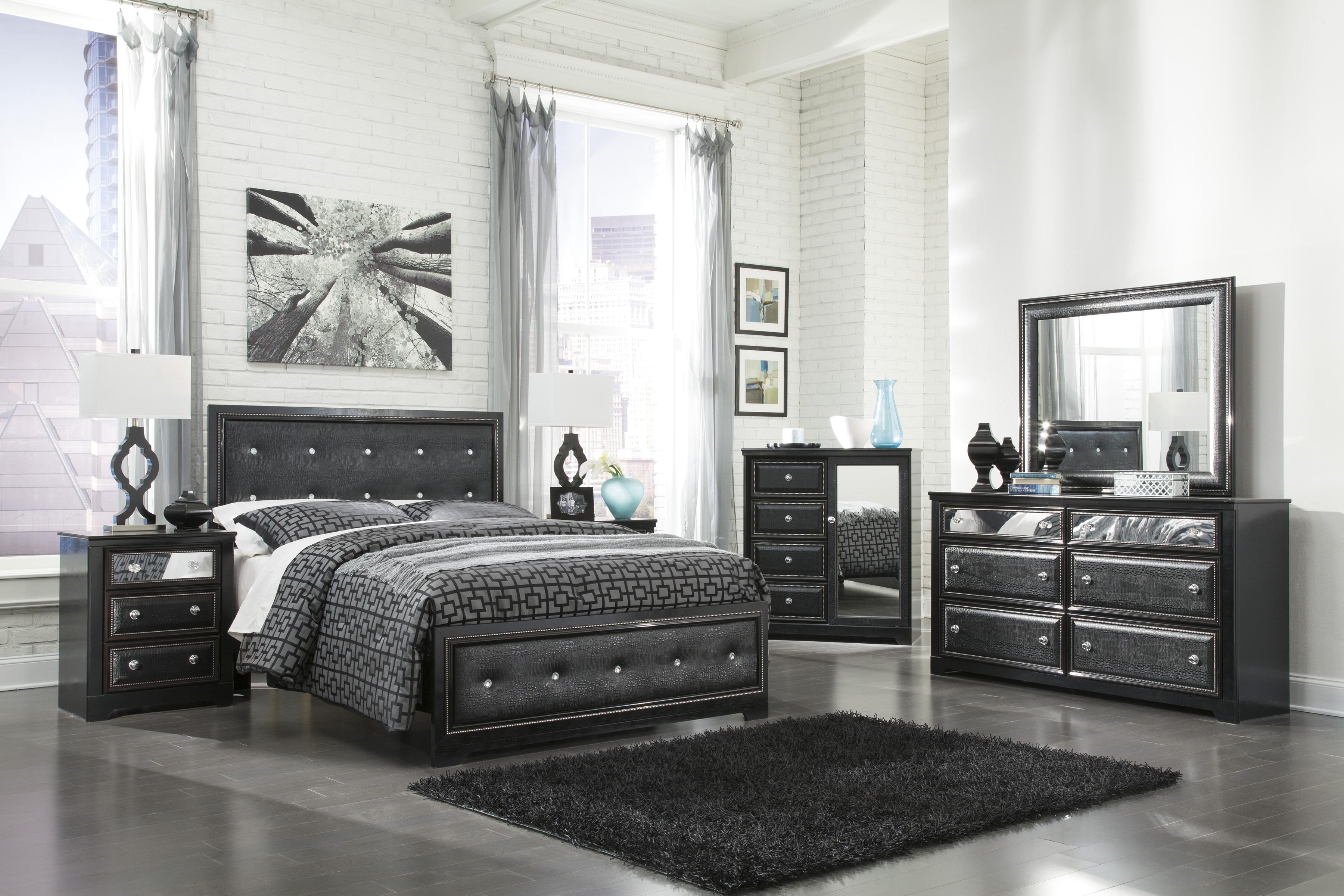 Signature Design by Ashley Alamadyre Queen Bedroom Group - Item Number: B364 Q Bedroom Group 2