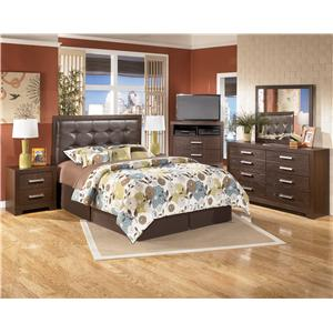 Signature Design by Ashley Aleydis King Bedroom Group