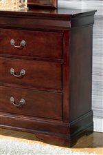 Louis Philippe Style Bedroom Storage Pieces