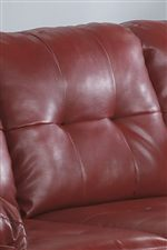 Tufted Seat Backs