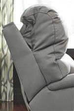 Power Adjustable Headrest