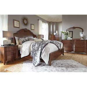 Signature Design by Ashley Balinder Queen Bedroom Group