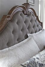Signature Design by Ashley Balinder Transitional King/California King Sleigh Headboard