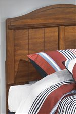 Arched Panel Headboard