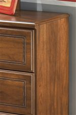 Decorative Framed Drawer Fronts