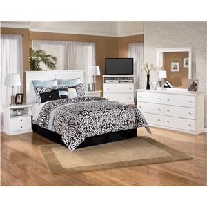 Signature Design by Ashley Bostwick Shoals Twin Bedroom Group