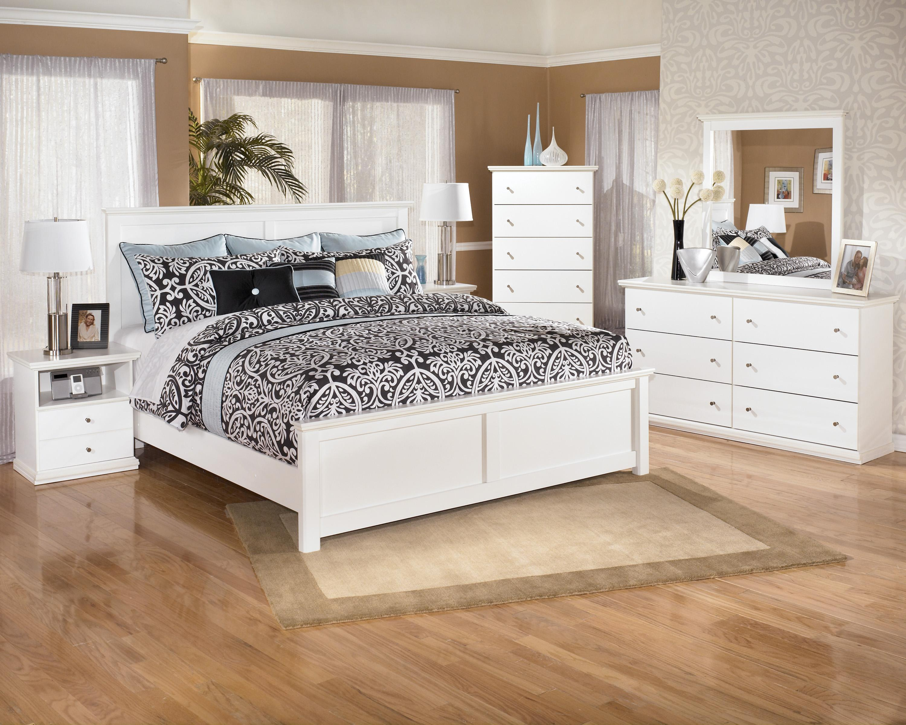 Signature Design By Ashley Bostwick Shoals Full Bedroom Group Lindy S Furniture Company Groups