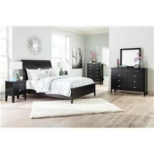 Signature Design by Ashley Braflin Queen Bedroom Group