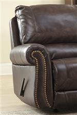 Coordinating Rocker Recliner Available