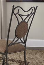 Medallion Chair Back