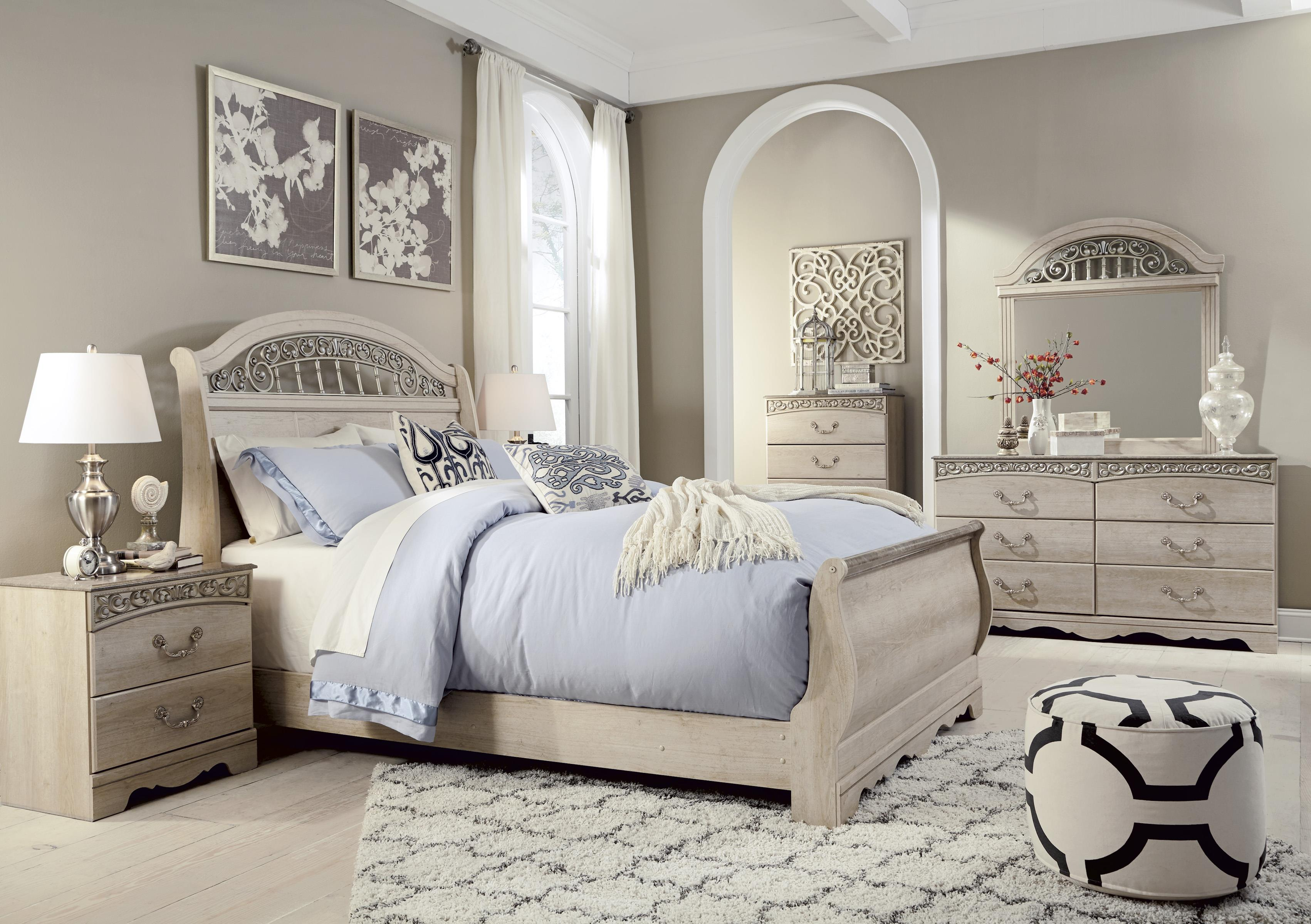 Signature Design by Ashley Catalina Queen Bedroom Group - Item Number: B196 Q Bedroom Group 3