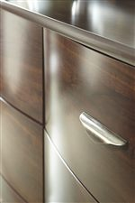 Bow Shape Drawer Fronts