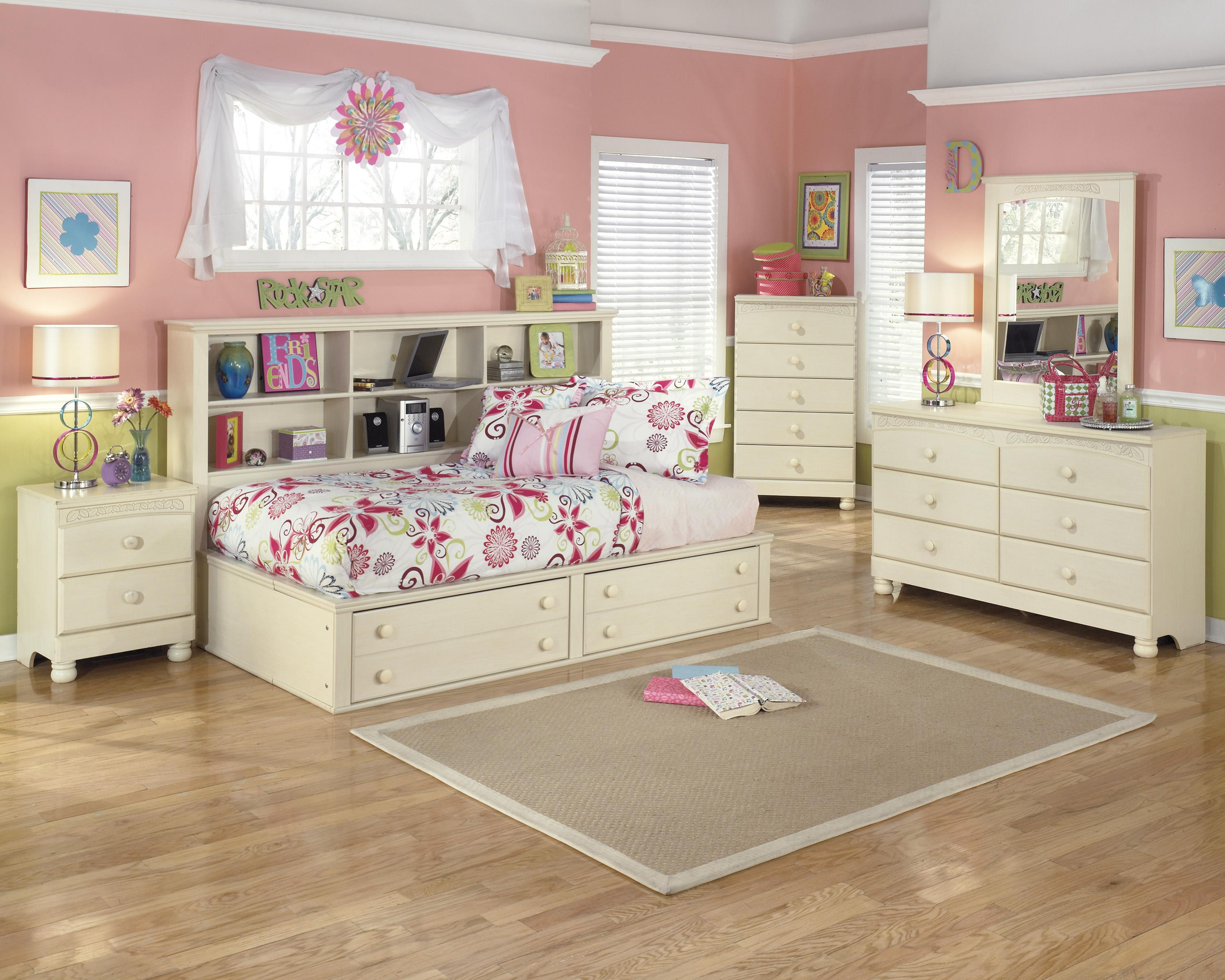 Signature Design by Ashley Cottage Retreat Twin Bedroom Group - Item Number: B213 T Bedroom Group 1