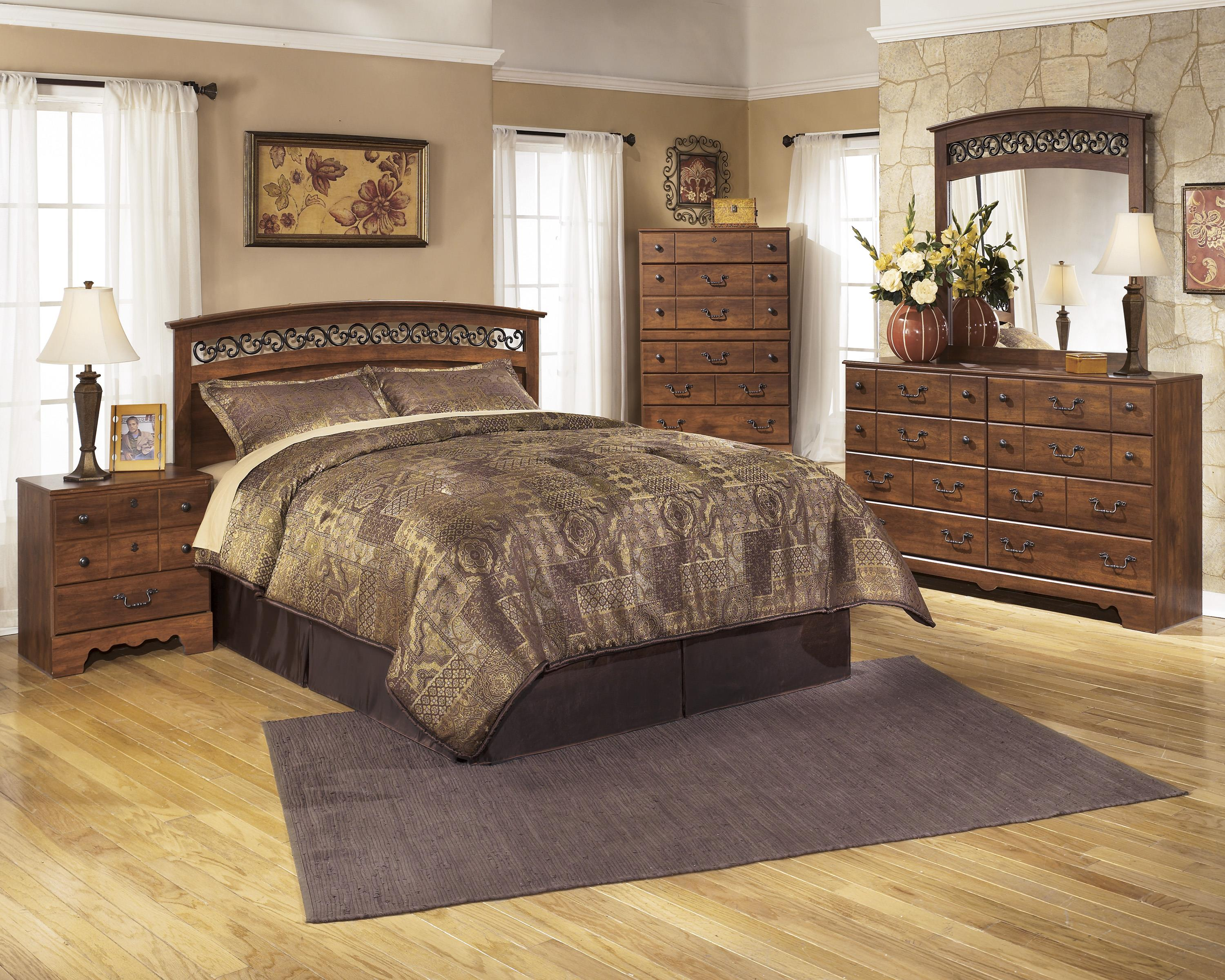Timberline (258) by Signature Design by Ashley - Royal Furniture ...