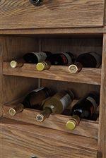 Removable Wine Rack Storage