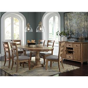 Signature Design by Ashley Danimore Casual Dining Room Group