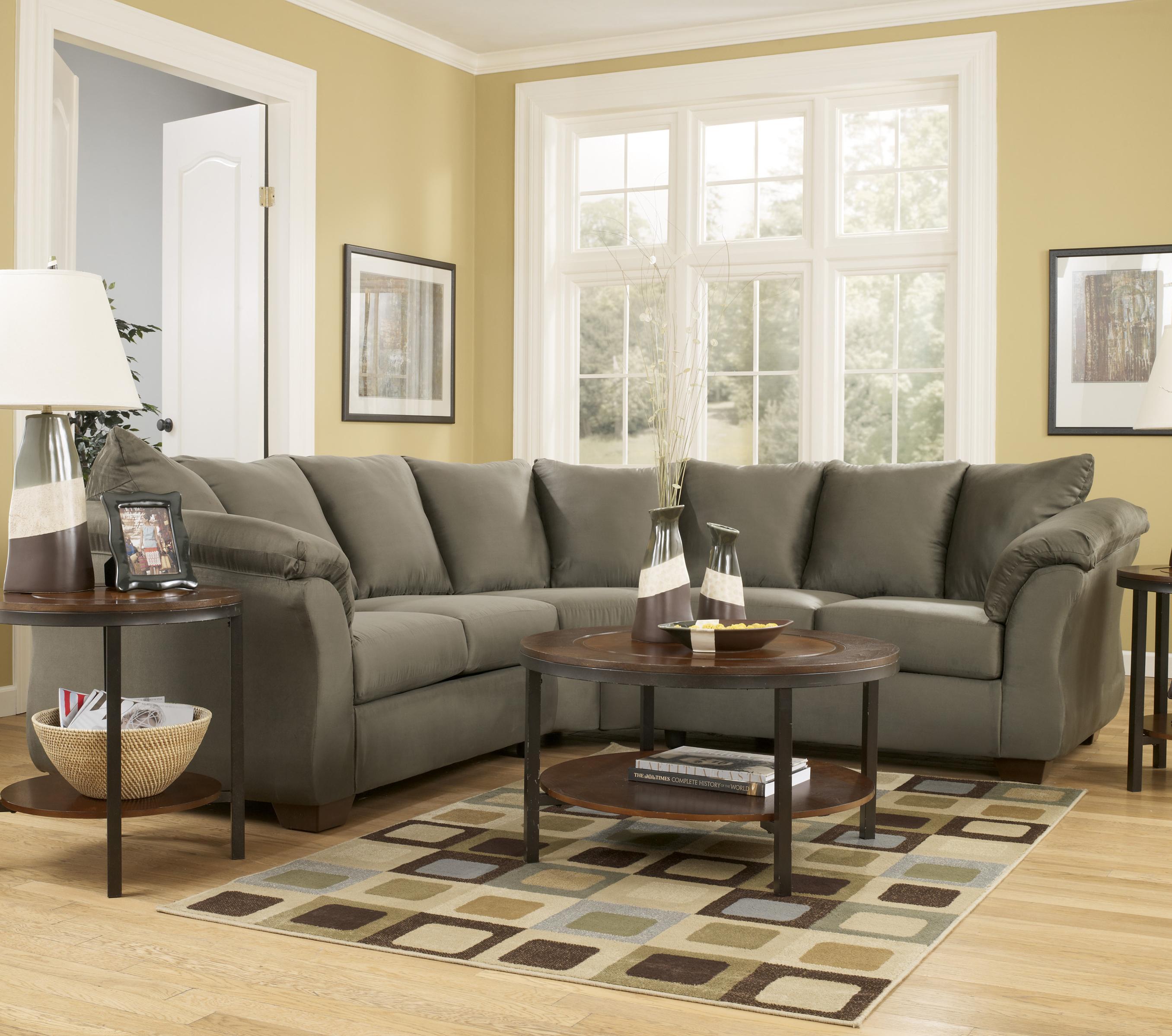 Darcy   Sage (75003) By Signature Design By Ashley   John V Schultz  Furniture   Signature Design By Ashley Darcy   Sage Dealer