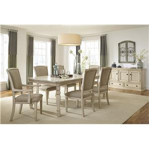 Signature Design by Ashley Demarlos Formal Dining Room Group