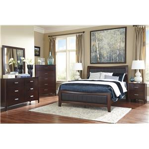 Signature Design by Ashley Dirmack Queen Bedroom Group