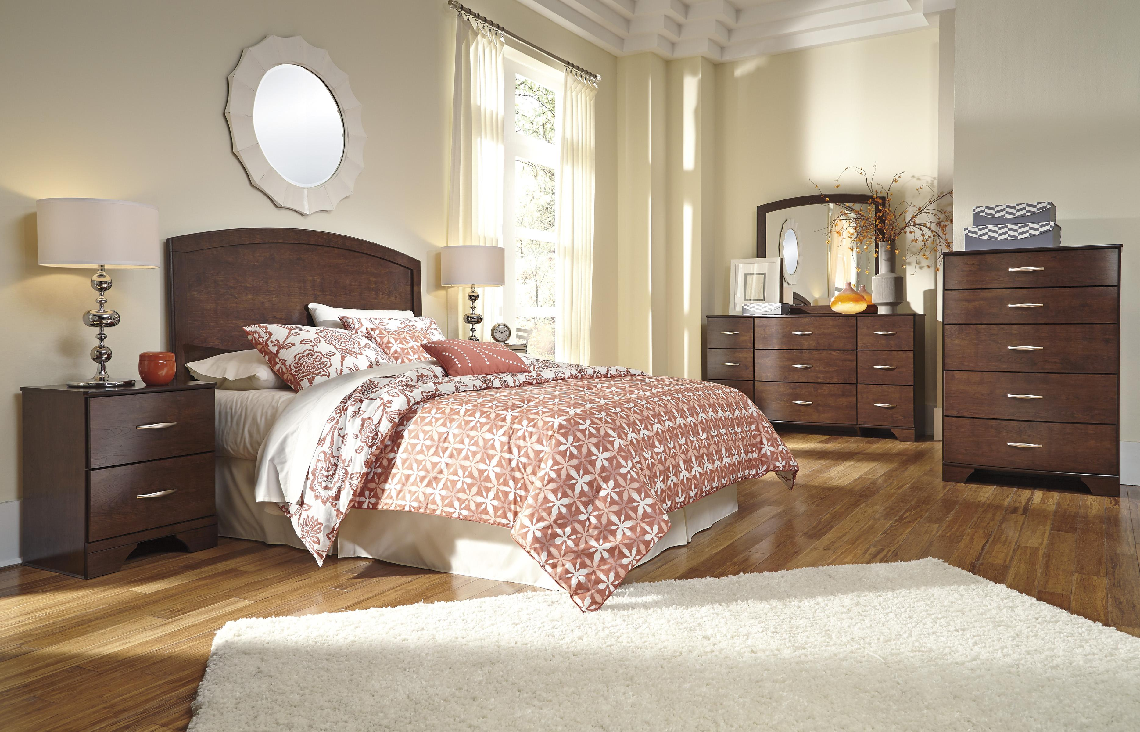 Signature Design By Ashley Gennaguire Full/Queen Bedroom Group   AHFA    Bedroom Group Dealer Locator