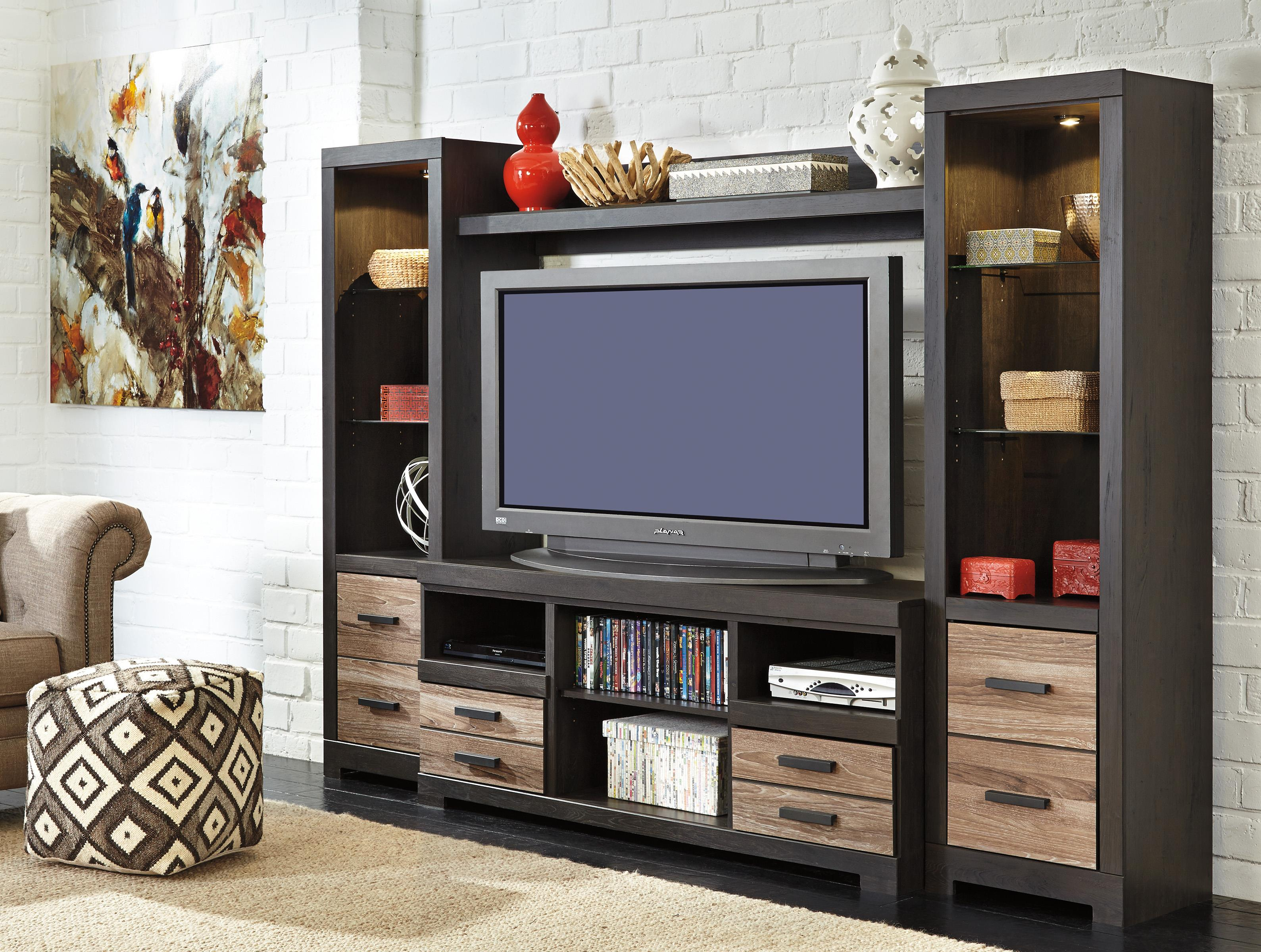 north from units cupboard shore stands stunning brand ashley entertainment home find tv garden center furniture and