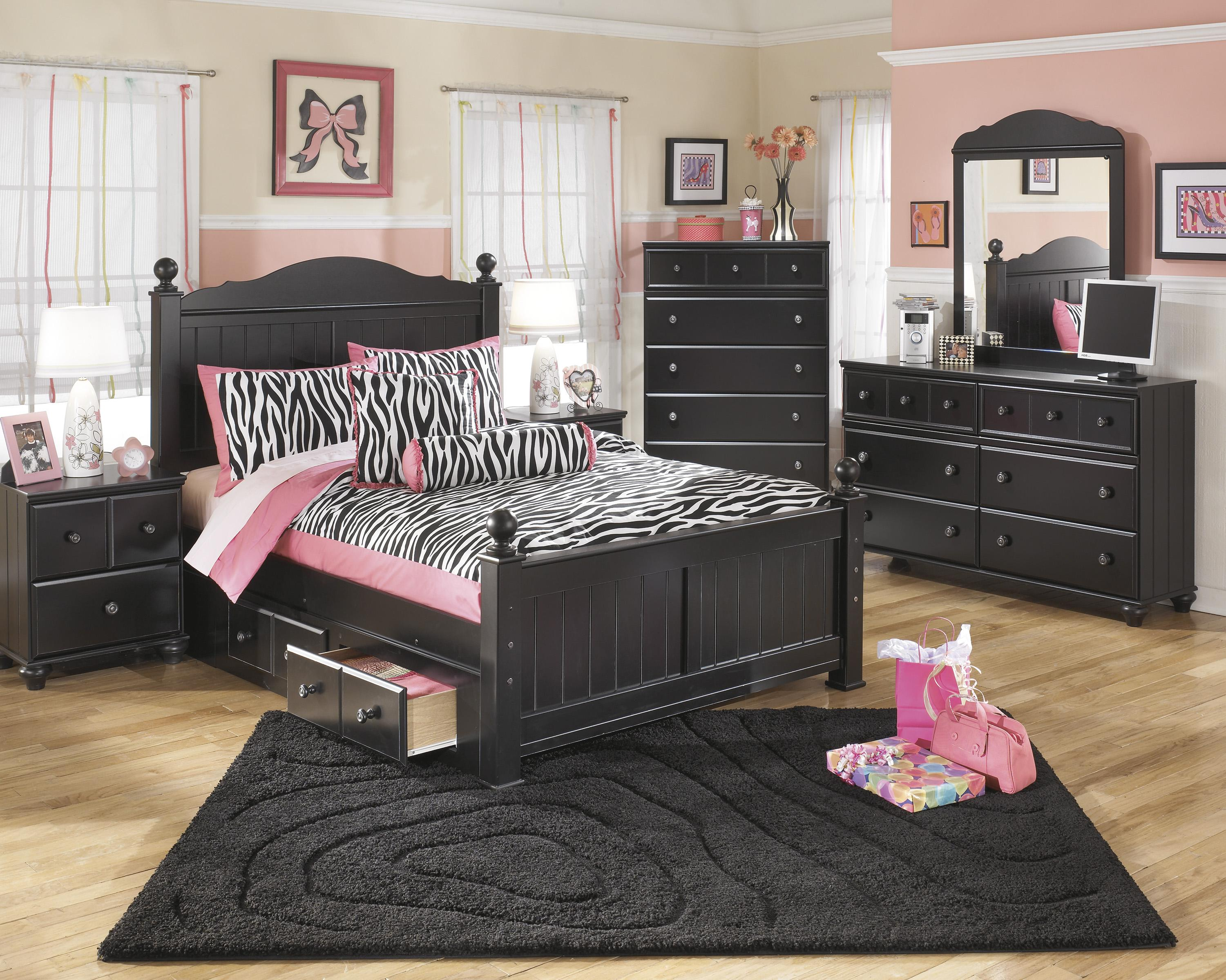 Signature Design by Ashley Jaidyn Full Bedroom Group - Item Number: B150 F Bedroom Group 3