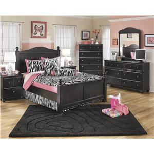 Signature Design by Ashley Jaidyn Full Bedroom Group