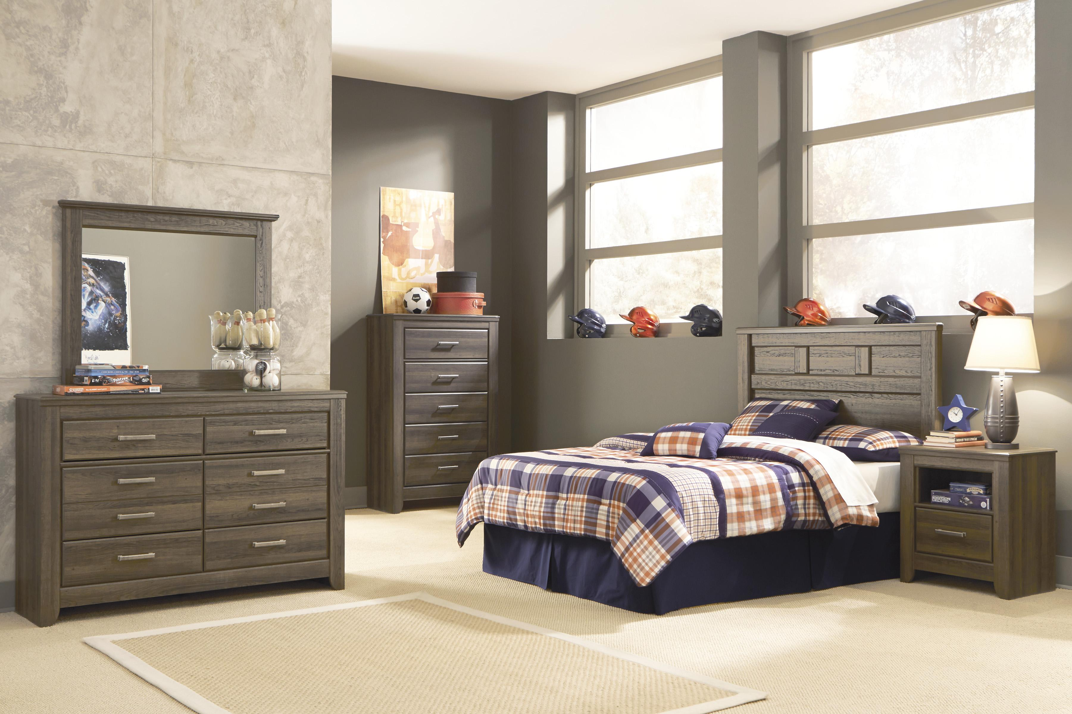 Signature Design by Ashley Juararo Full Bedroom Group - Item Number: B251 F Bedroom Group 3
