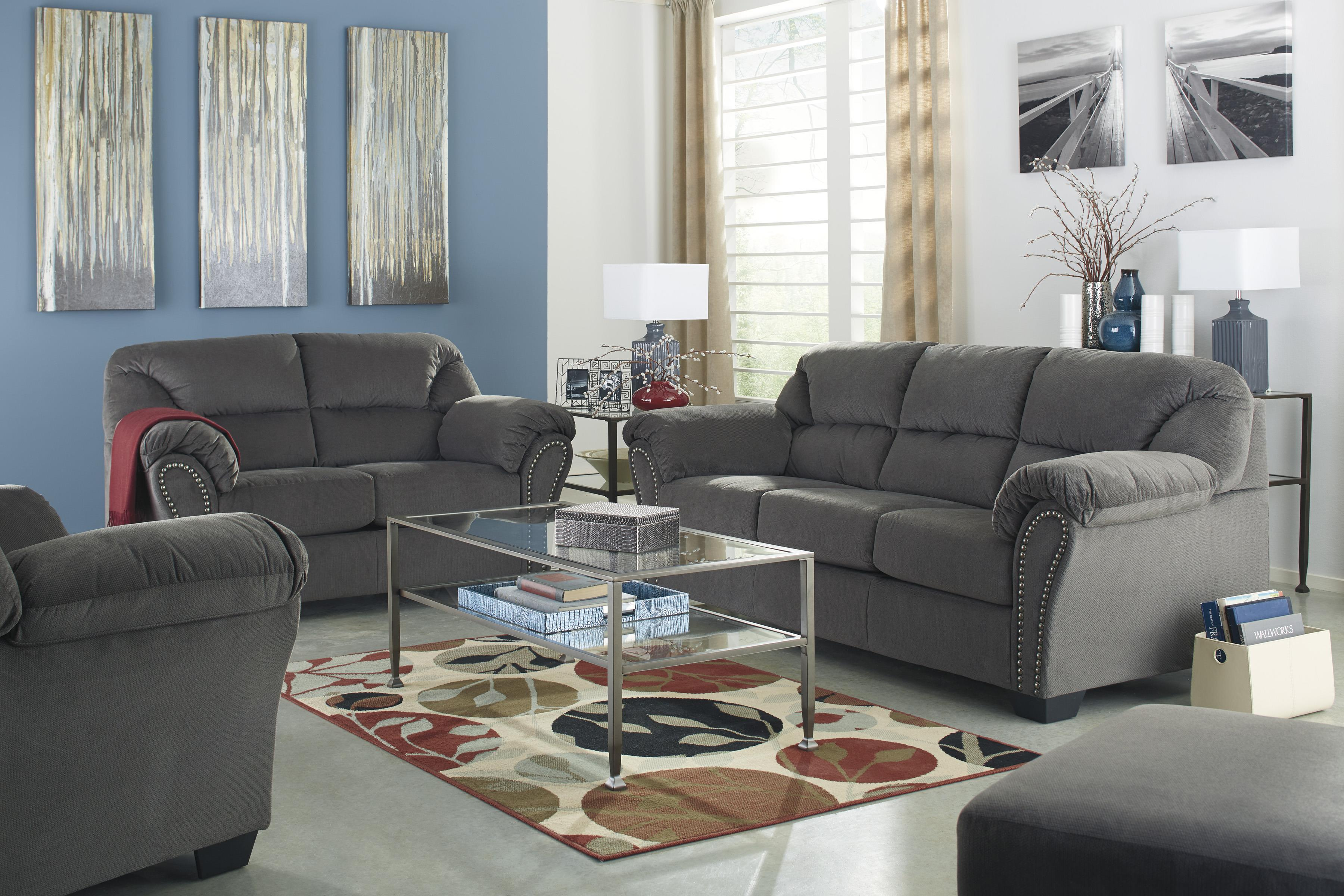 Signature Design By Ashley Kinlock 3340036 Full Sofa Sleeper | Northeast  Factory Direct | Sleeper Sofas Cleveland, Eastlake, Westlake, Mentor,  Medina, Ohio