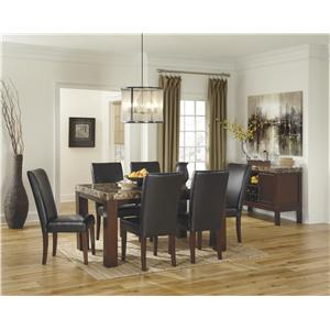 Signature Design by Ashley Furniture Kraleene Casual Dining Room Group