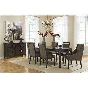 Signature Design by Ashley Lanquist Formal Dining Room Group