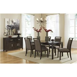 Signature Design by Ashley Lanquist Casual Dining Room Group