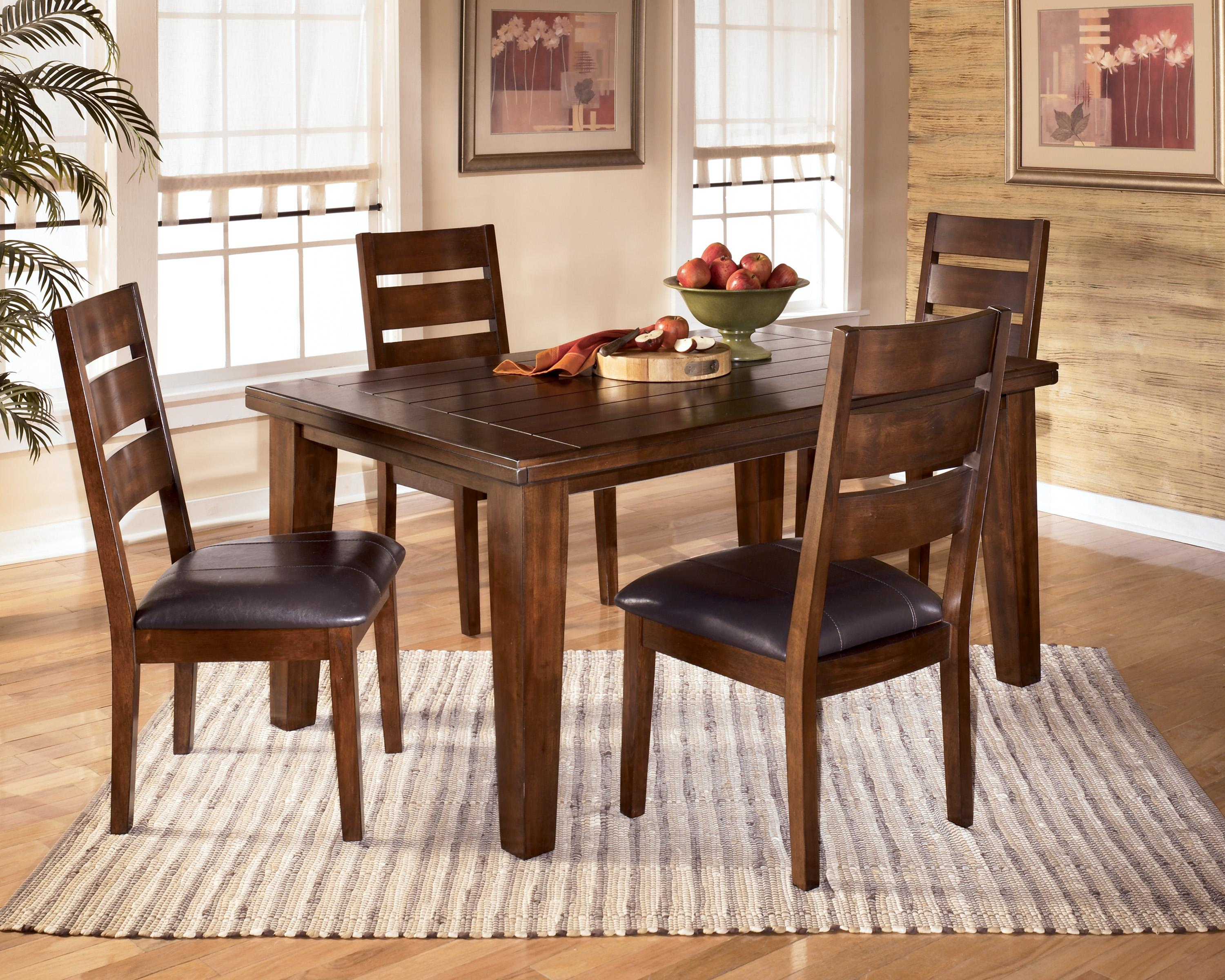Ashley Furniture Kitchen Table And Chairs Signature Design By Ashley Furniture Larchmont Rectangular