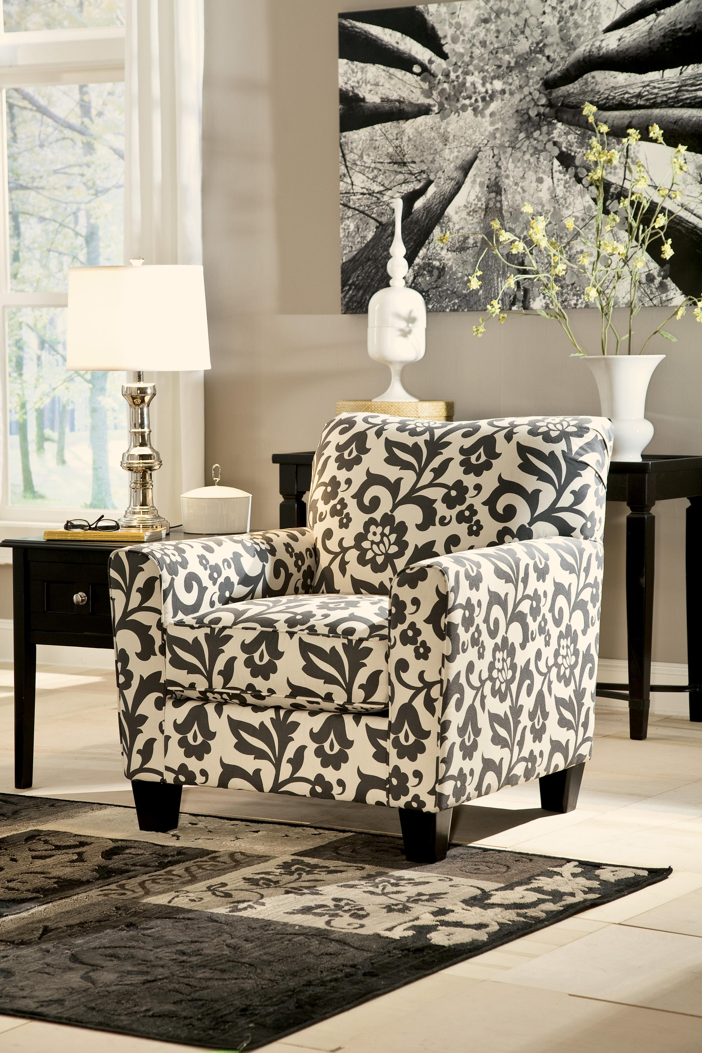 Levon Charcoal 73403 Accent By Ashley Signature Design