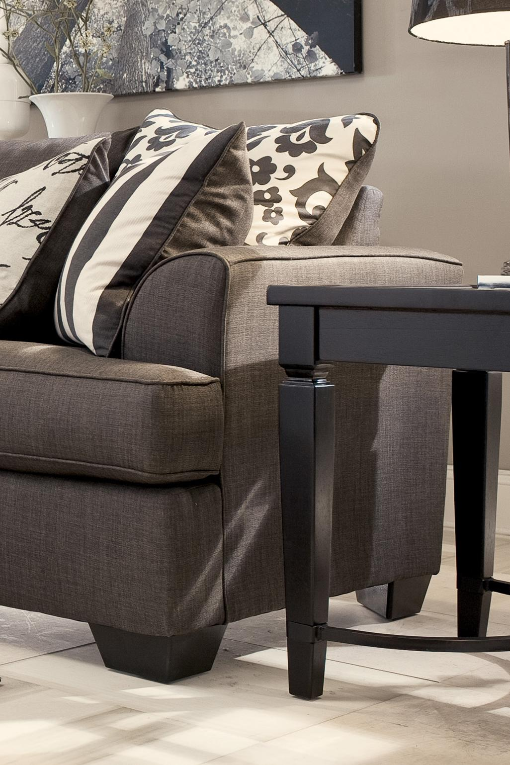 Awe Inspiring Levon Charcoal 73403 By Signature Design By Ashley Download Free Architecture Designs Scobabritishbridgeorg