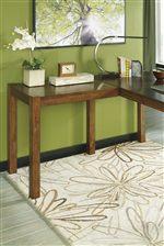 Contemporary L-Shape Table Desk