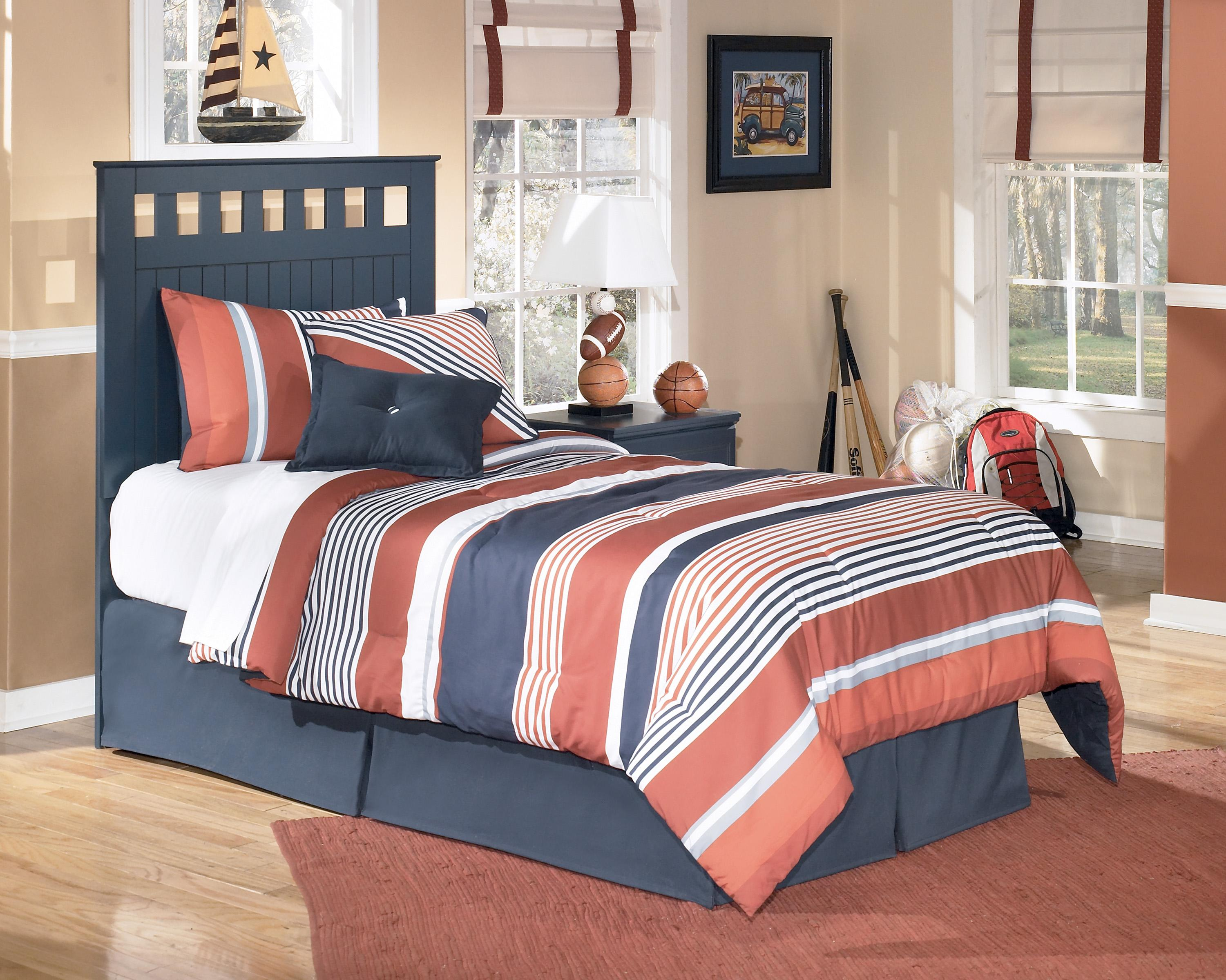 dealer best furniture bed store trinell ashley twin oh mentor panel product