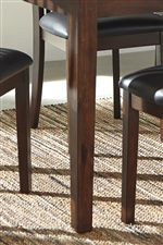 Tapered Table Leg
