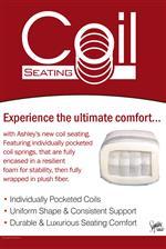 Coil Seat Cushions