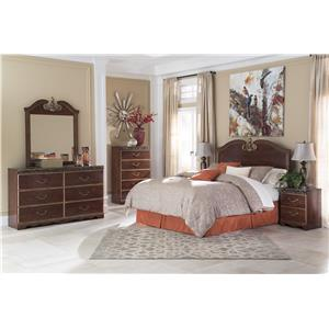 Signature Design by Ashley Naralyn Queen/Full Bedroom Group