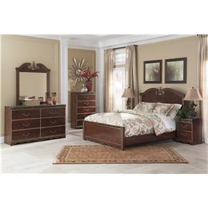 Signature Design by Ashley Naralyn Queen Bedroom Group