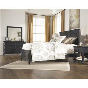 Signature Design by Ashley Owingsville B580 Queen Bedroom Group