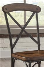 Bistro Style Side Chair