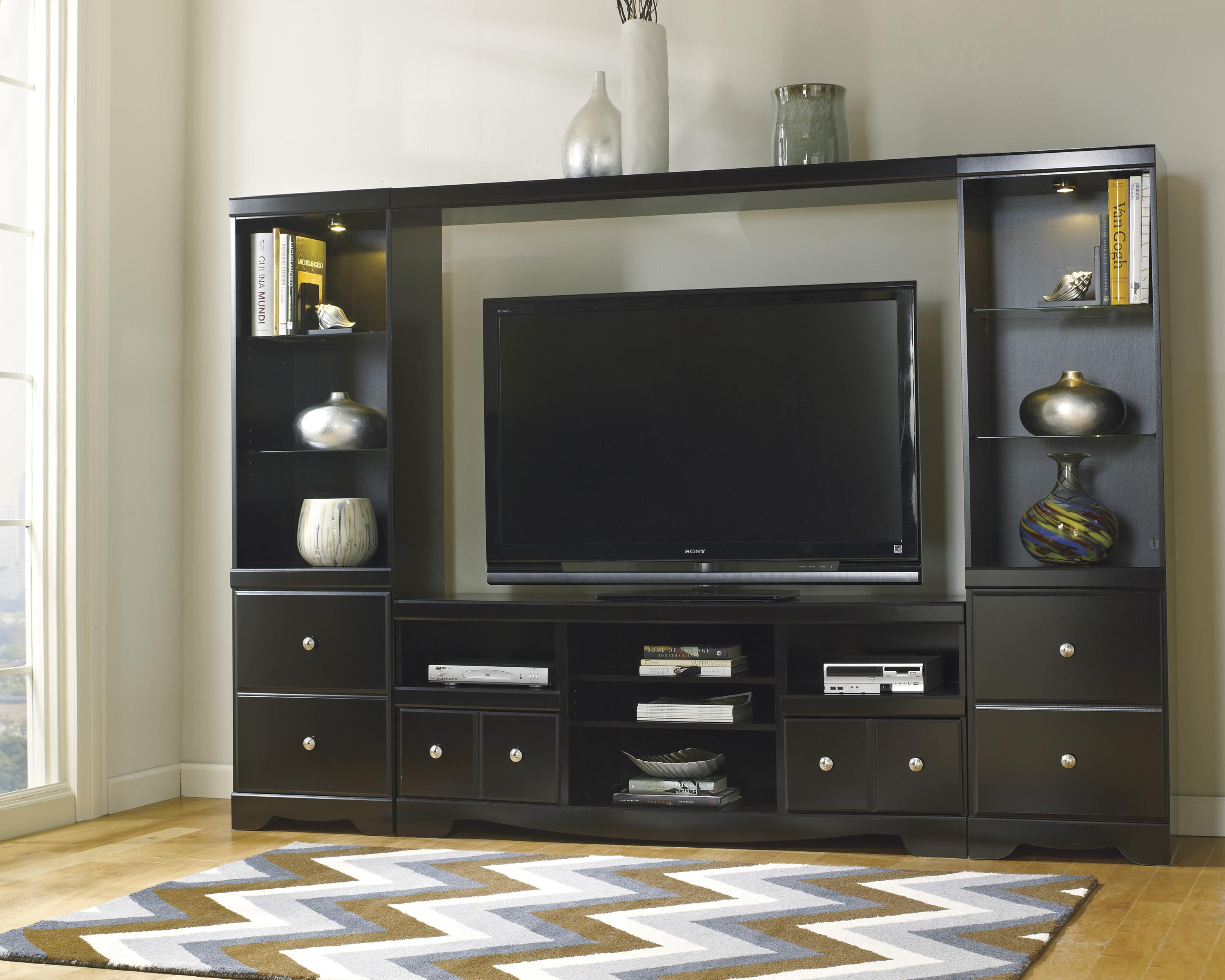 Signature Design by Ashley Furniture Shay Contemporary Corner TV