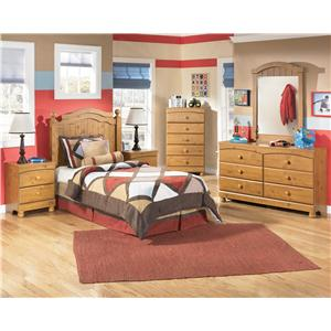 Signature Design by Ashley Stages Twin Bedroom Group