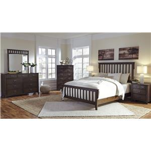 Signature Design by Ashley Strenton Full Bedroom Group
